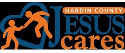 Hardin County Jesus Cares Logo