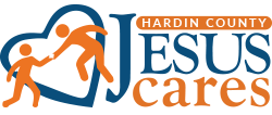 Hardin County Jesus Cares – Savannah, TN Logo
